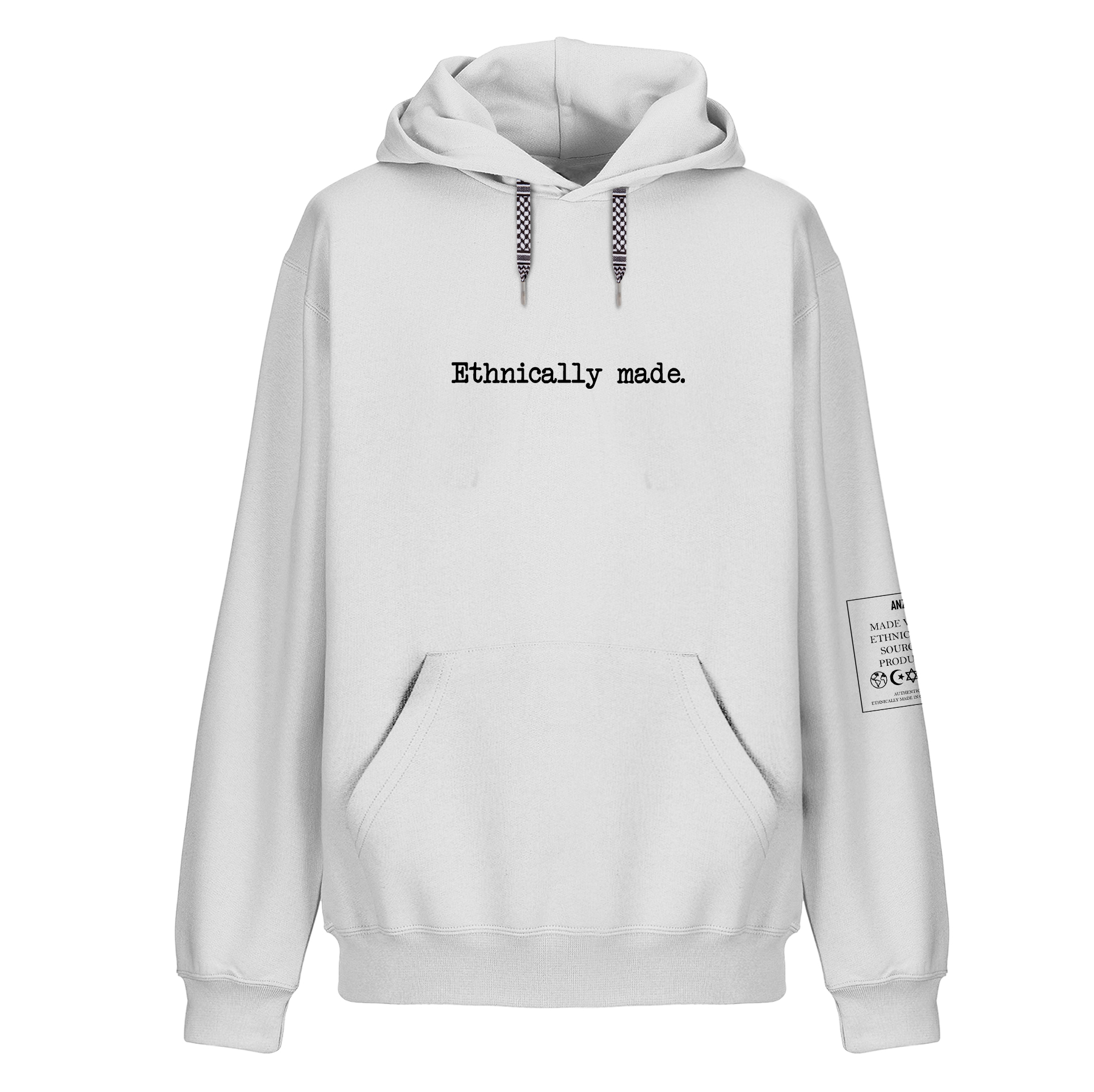 77ad04f02 Ethnically Made Hoodie white | ANZ